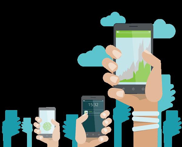 EquateMobile smartphone App
