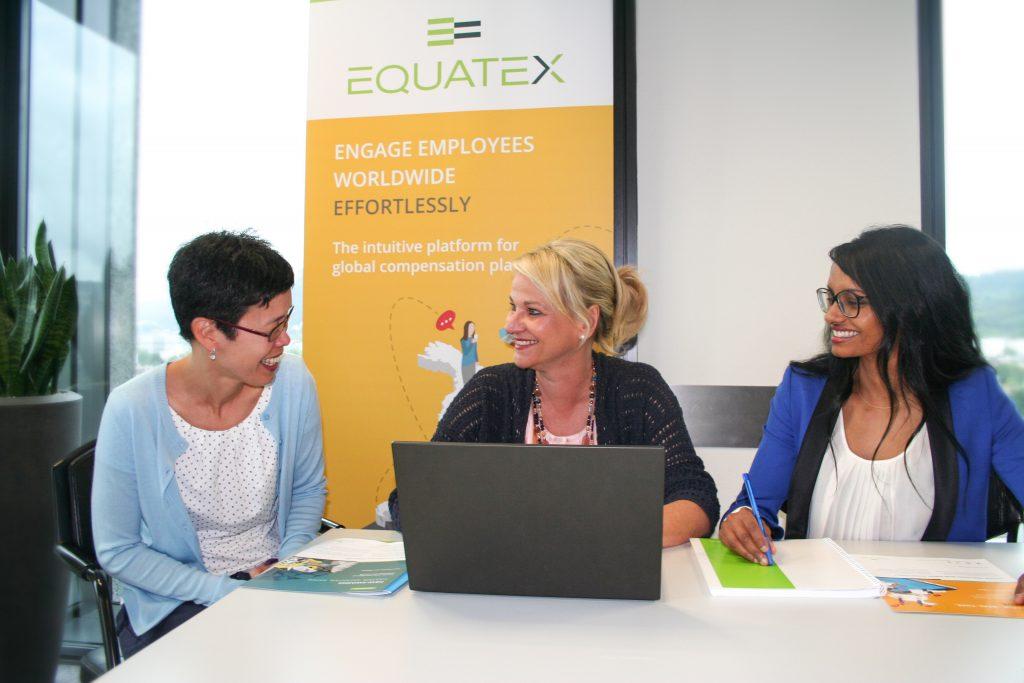 Equatex staff