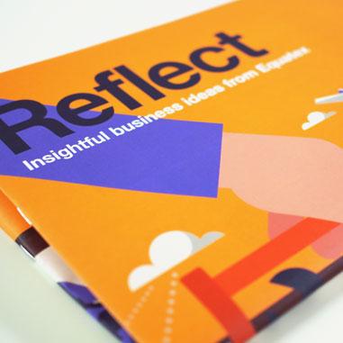 Image of reflect magazine