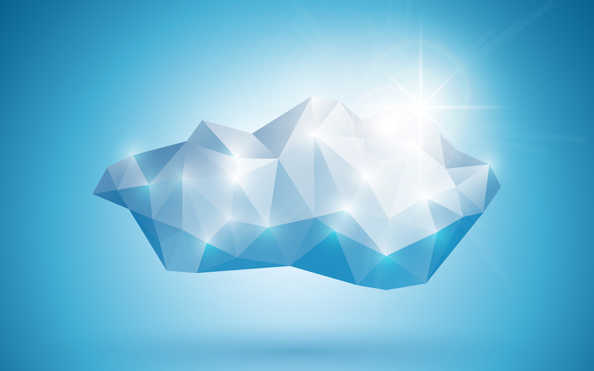 diamond cloud